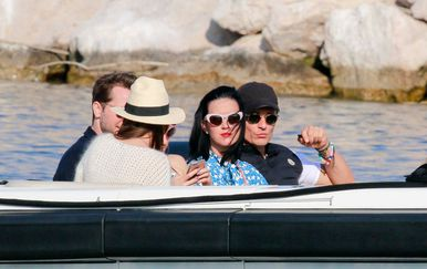 Katy Perry i Orlando Bloom (Foto: Profimedia)