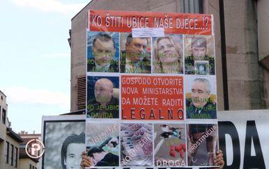 Davor Dragičević ne odustaje tražeći pravdu za smrt sina Davida (Foto: Dnevnik.hr)