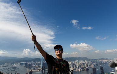 Selfie (Foto: Arhiva/AFP)