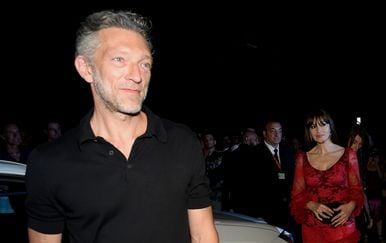 Monica Bellucci i Vincent Cassel (Foto: Getty Images)