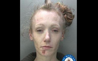 Caroline Best pobijedila je ovisnost o drogi (Foto: West Midlands Police) - 2