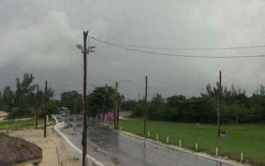 Uragan Dorian udario u Bahame (Screenshot: AFP)