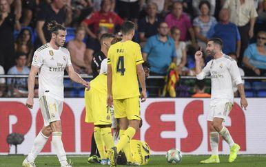 Real Madrid - Villarreal (Foto: AFP)