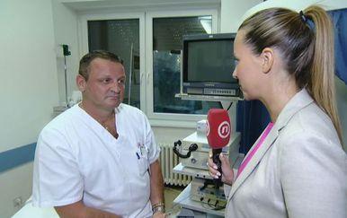 Igor Tripalo i Barbara Štrbac (Foto: Dnevnik.hr)