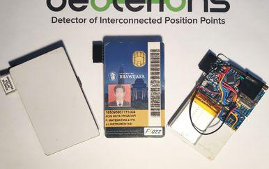 Deoterions (Detektor međusobno povezanih točaka)