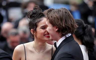 Brooklyn Beckham i Hana Cross (Foto: Getty Images)