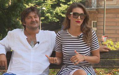 Ornela Vištica i Mladen Vulić (Foto: IN Magazin)
