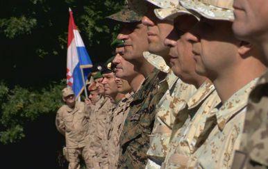 Vojnici odlaze u Afganistan (Foto: Dnevnik.hr)