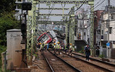 Nesreća u Yokohami (Foto: AFP) - 4