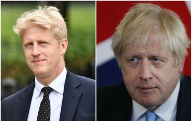 Jo Johnson, Boris Johnson (Foto: AFP)
