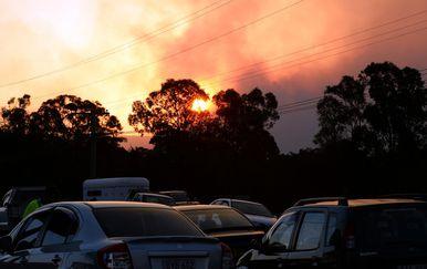 Požari bijesne u Australiji (Foto: AFP)