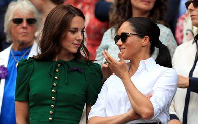 Meghan Markle i Kate Middleton (Foto: Mike Egerton/Press Association/PIXSELL)