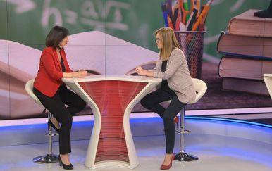 Intervju s Blaženkom Divjak (Foto: Dnevnik.hr)