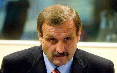 Milan Martić (Foto: FRED ERNST / POOL / AFP)