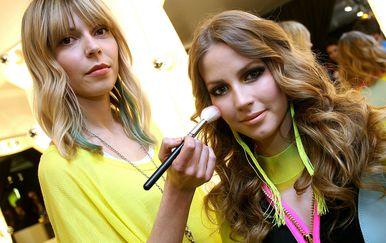Simona Antonović vodeća je make-up umjetnica u Hrvatskoj