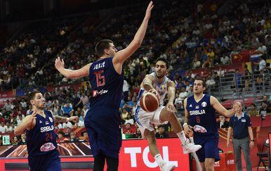 Facundo Campazzo (Foto: AFP)