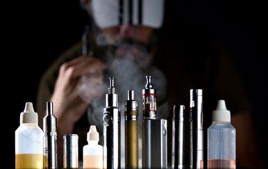 E-cigareta, ilustracija (Foto: Davor Puklavec/PIXSELL) - 7