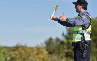 Policija, ilustracija (Foto: Hrvoje Jelavić/PIXSELL)