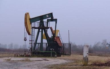 Stroj u potrazi za naftom (Foto: Dnevnik.hr)