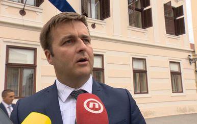 Ministar Tomislav Ćorić (Foto: Dnevnik.hr)