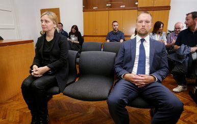 Počelo suđenje Sauchi i Zeljko (Foto: Dalibor Urukalovic/PIXSELL) - 4