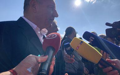Ante Gotovina komentirao predsjedničke izbore (Foto: Dnevnik.hr)