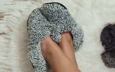 Flafaste papuče uvijek su dobar izbor za jesenske dane i večeri