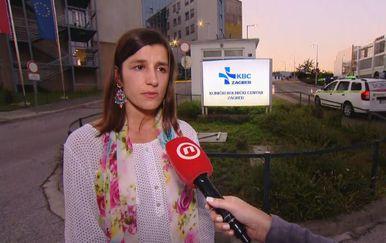 Mihaela Androić Pašalić, diplomirana medicinska sestra (Foto: Dnevnik.hr)