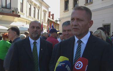 Krešo Beljak, predsjednik HSS-a (Foto: Dnevnik.hr)