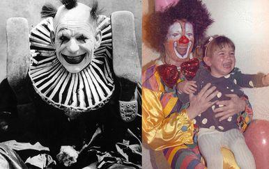 Strašni klaunovi (Foto: sadanduseless.com)