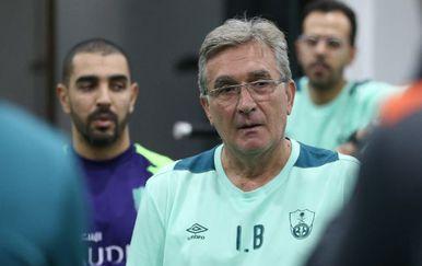 Branko Ivanković (Foto: Al-Ahli Twitter)