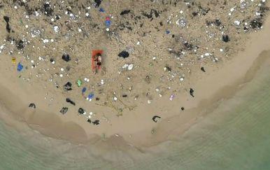 Plaža na kojoj je snimljen najprljaviji film za odrasle