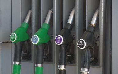 Različita goriva (Foto: Dnevnik.hr)