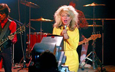 Karizmatična Debbie Harry, pjevačica kultne grupe Blondie