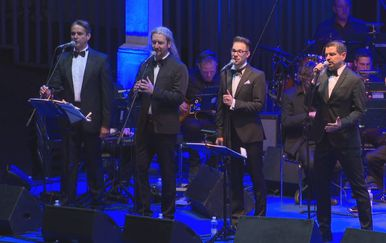 Sjajna 4 tenora (Foto: Dnevnik.hr)