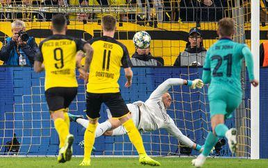 Marco Reus promašio jedanaesterac (Foto: AFP)