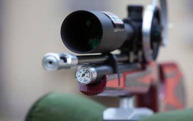 Zračna puška (Foto: Nel Pavletic/PIXSELL)