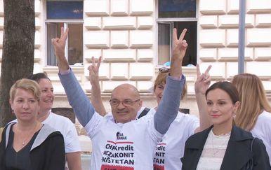 Članovi Udruge Franak (Foto: Dnevnik.hr) - 1