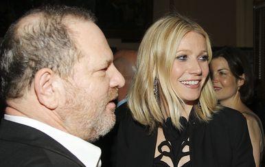 Harvey Weinstein i Gwyneth Paltrow (Foto: AFP)