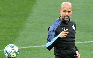 Pep Guardiola (Foto: AFP)