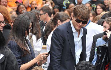 Demi Moore i Ashton Kutcher (Foto: Profimedia)