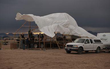 Priprema Alienstocka (Foto: AFP)