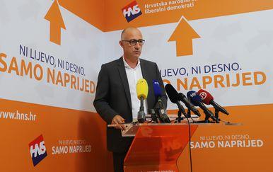 HNS neće podržati ni jednog kandidata za predsjednika (Foto: HNS)