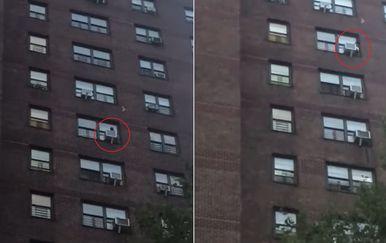 Dijete na zgradi (Foto: Screenshot/YouTube)
