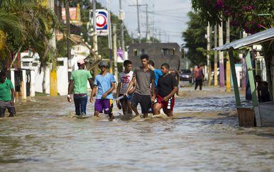 Poplavljena najsiromašnija područja Afrike (Foto: Arhiva/AFP)