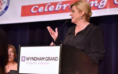 Kolinda Grabar-Kitarović u Pittsburghu (Foto: Ured predsjednice) - 4