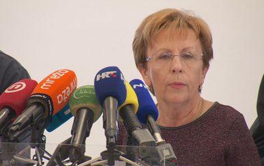 Vesna Nađ (Video: Dnevnik Nove TV)