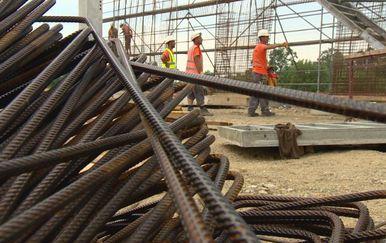 Građevinski radnici (Foto: Dnevnik.hr)