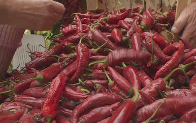 Crvena paprika (Foto: Dnevnik.hr)