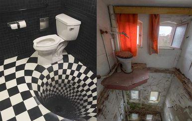 Jezivi toaleti (Foto: boredpanda.com)
